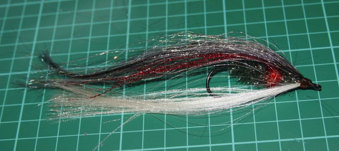 A pike fly to try